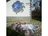 Логотип Студия мозаики Веры Виноградовой
