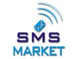 Логотип SMS-Маркет, агентство смс-рекламы и оповещения