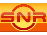 Логотип Snr, магазин компьютерной техники