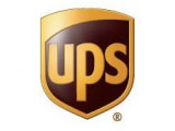 Логотип UPS, курьерская служба