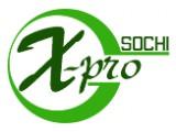Логотип X-pro, компьютерный магазин