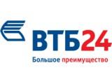 Логотип Банк ВТБ24, ЗАО