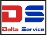 Логотип Дельта Сервис, ООО
