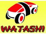 Логотип Watashi