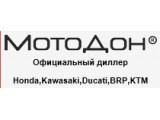 Логотип МотоДон, ООО