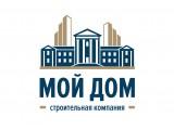 """Логотип СК """"МОЙ ДОМ"""""""